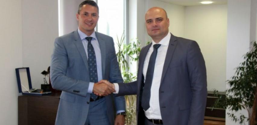 Čelnici VTK BiH i Aluminija d.d. Mostar o daljnjoj poslovnoj suradnji
