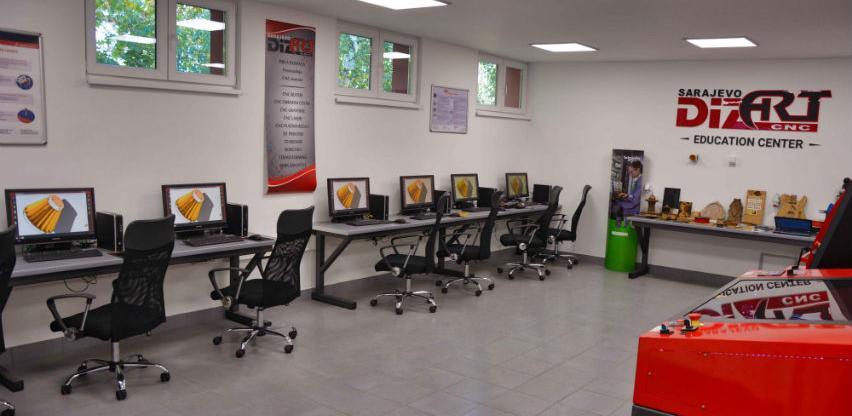Počeo sa radom Centar za edukaciju i obuku za rad na CNC i laserskim mašinama