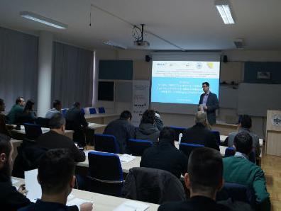 Na Mašinskom fakultetu održana radionica o primjeni plinova za zavarivanje