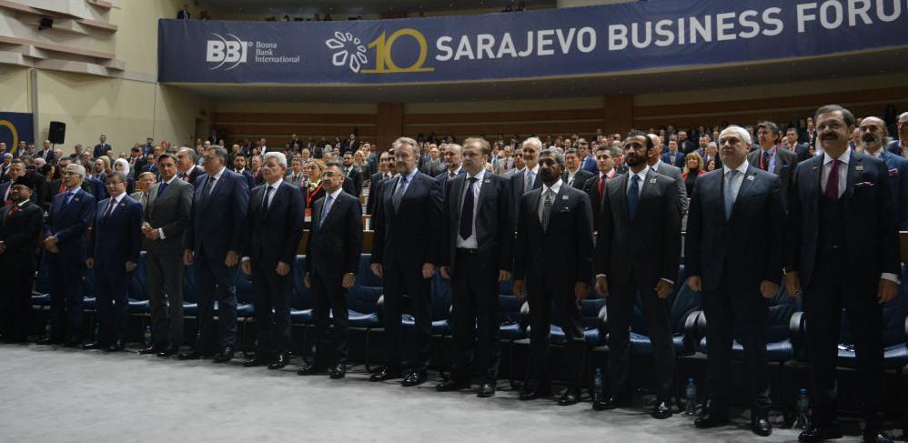 Počela trodnevna Međunarodna investicijska konferencija Sarajevo Business Forum