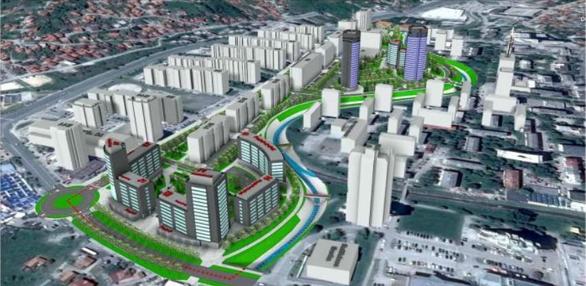 Grad Tuzla prodaje zemljište za izgradnju objekta od 20 spratova