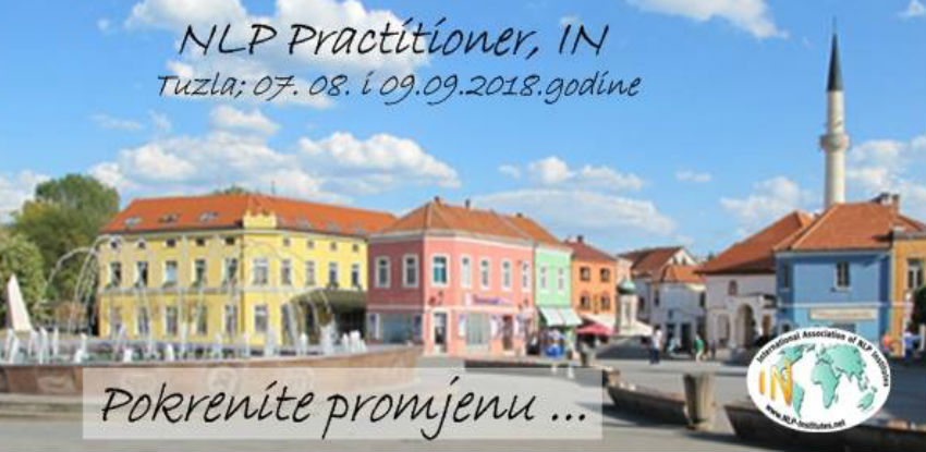 NLP Practitioner u Tuzli