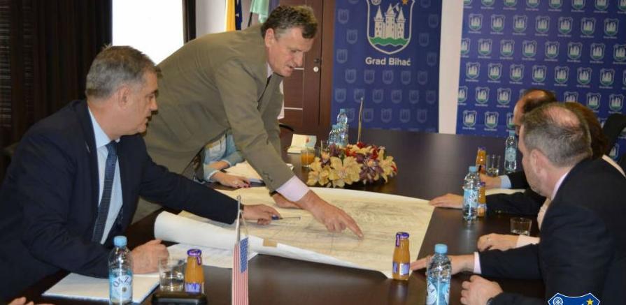 Zajednički projekat Grada Bihaća i USAID-a u BiH