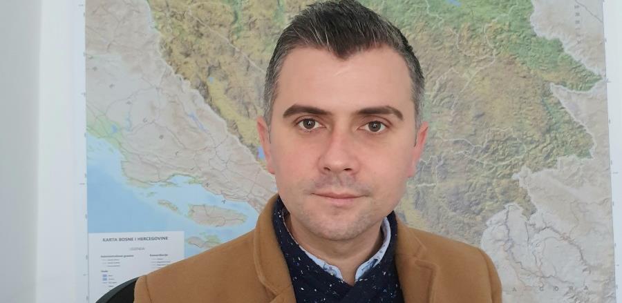 Nedžad Turnadžić: Sa pozajmljenim novcem od rođaka iz Amerike pokrenuo biznis