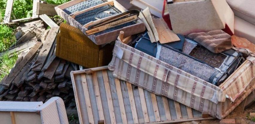 Apel građanima i pravnim licima da ne iznose kabasti otpad