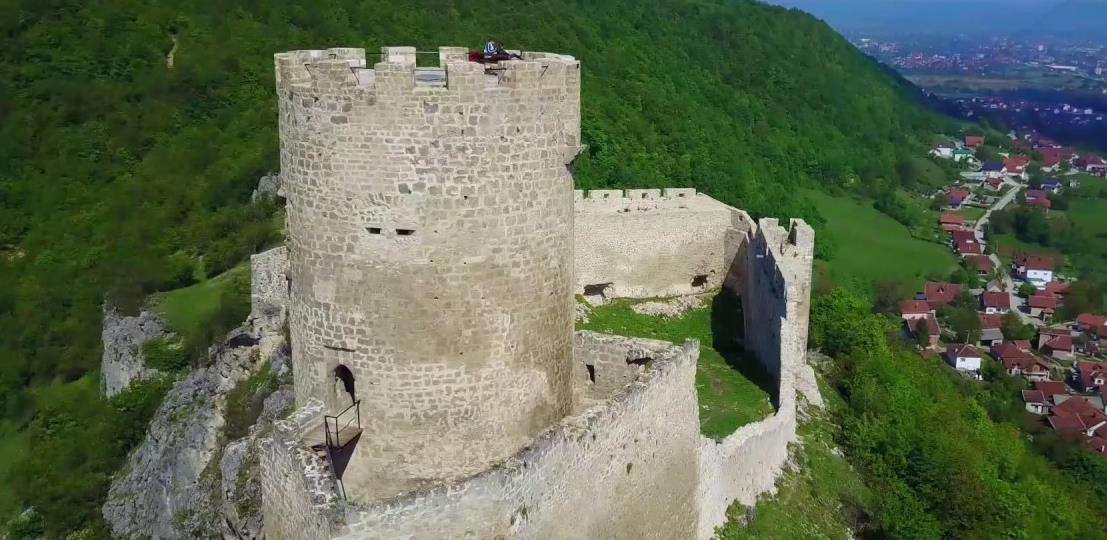 Srednjovjekovni grad Sokolac se priprema za turističko tržište
