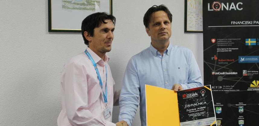Potpisan Memorandum o nastavku suradnje općine Usora i Fondacije Mozaik