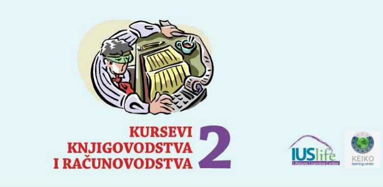 Knjigovodstvo i računovodstvo u 4 nivoa