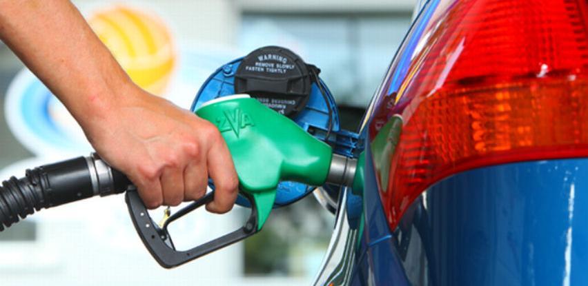 Od početka godine u FBiH dizel poskupio šest a benzin sedam feninga po litru