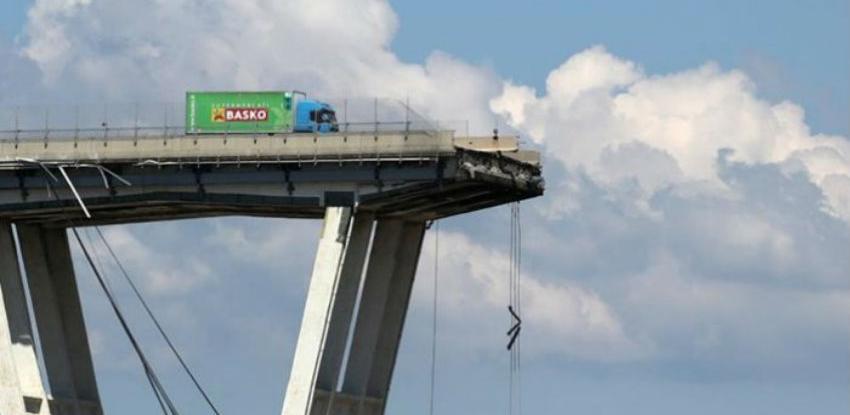 Novi vijadukt u Genovi za osam mjeseci, biće od čelika
