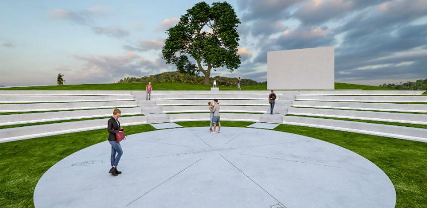 Traže se izvođači radova na izgradnji prirodnog amfiteatra