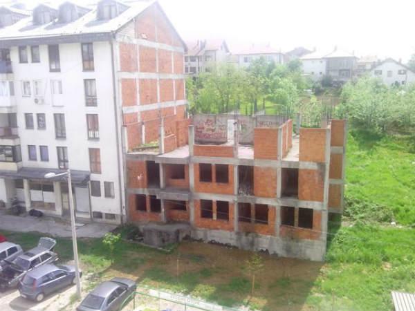 Početak radova na izgradnji zgrade A u Gradačcu