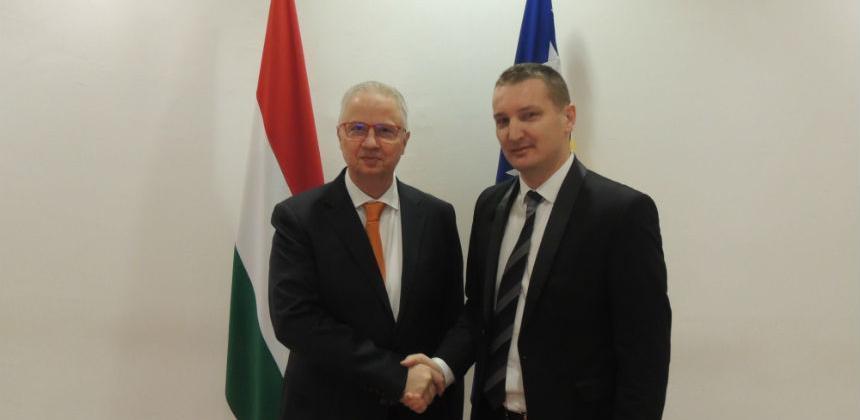Bosna i Hercegovina i Mađarska imaju dobru saradnju