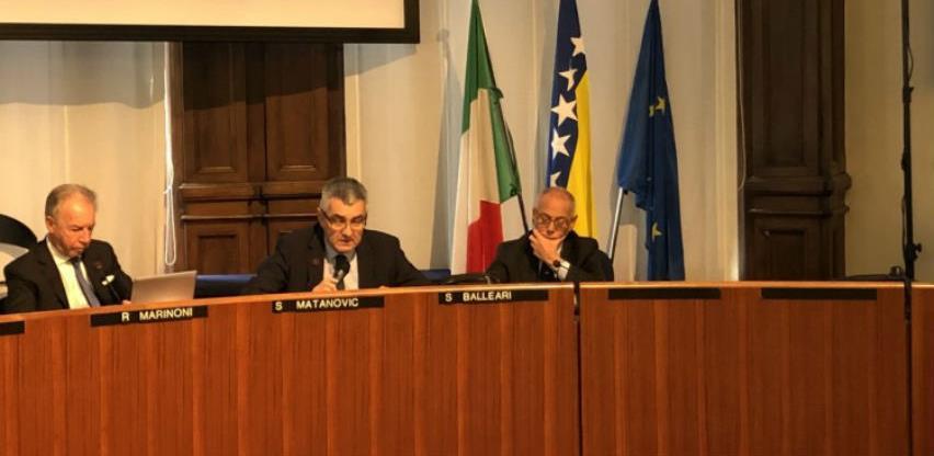 U Đenovi održan prvi Poslovni forum BiH - Italija