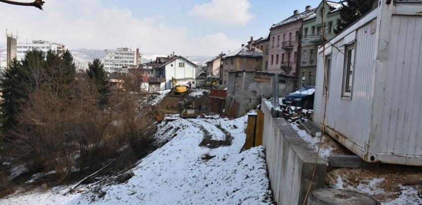 Za sanaciju i praćenje klizišta Općina Centar izdvojila 3,5 miliona KM