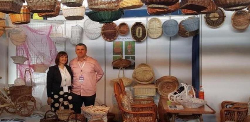 Obitelj iz Posavine izvezla 60.000 pletenih košara u EU