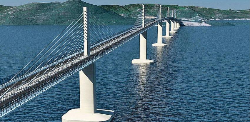 Počelo čišćenje gradilišta za most Pelješac, traže se radnici svih profila