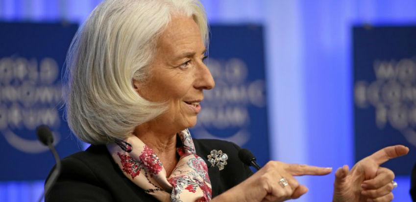 """Lagarde: EU treba uspostaviti """"crni fond"""" za države koje uđu u probleme"""