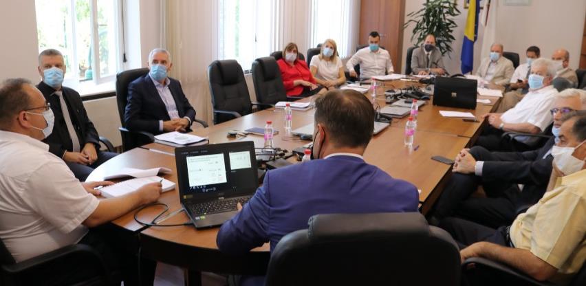 Prezentirana studija za uspostavu holdinga javnih komunalnih preduzeća u KS