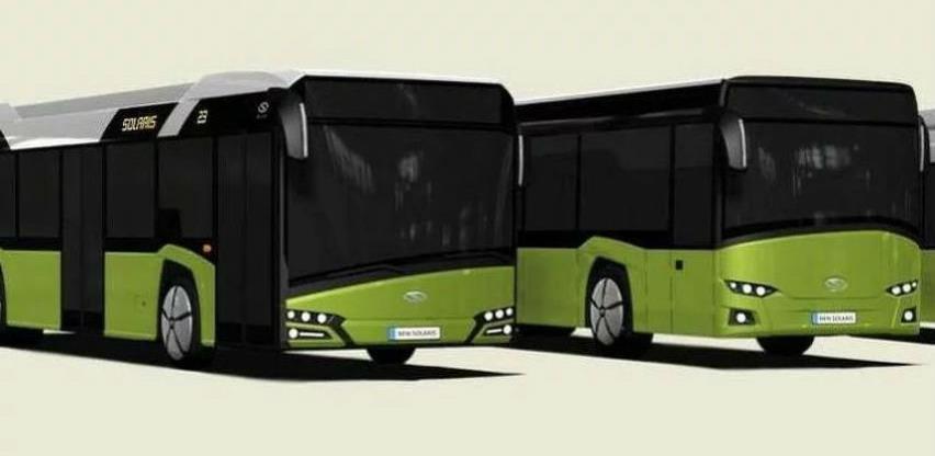Vijeće ministara odobrilo 15 miliona eura za sarajevske trolejbuse