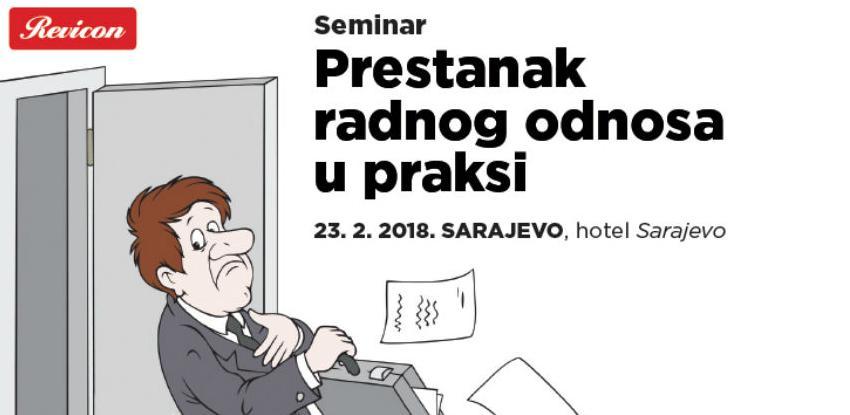 Seminar: Prestanak radnog odnosa u praksi