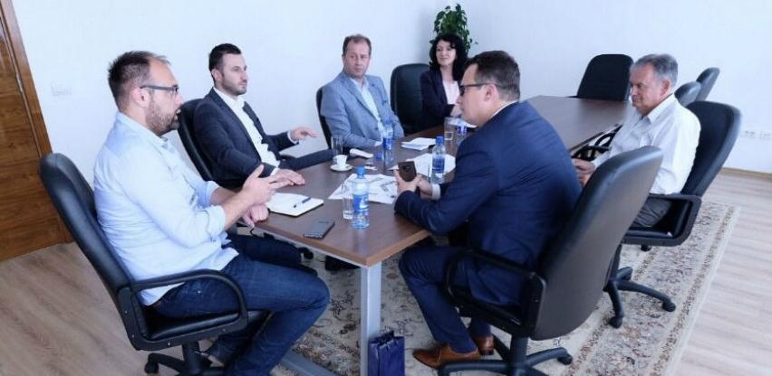 Dvije općine namjeravaju zajednički obnoviti trg na Dobrinji