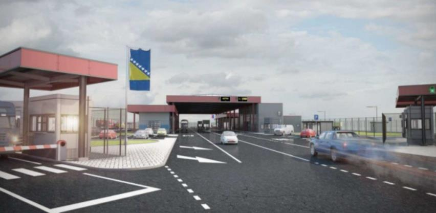 Pogledajte budući izgled graničnog prelaza Bratunac - Ljubovija