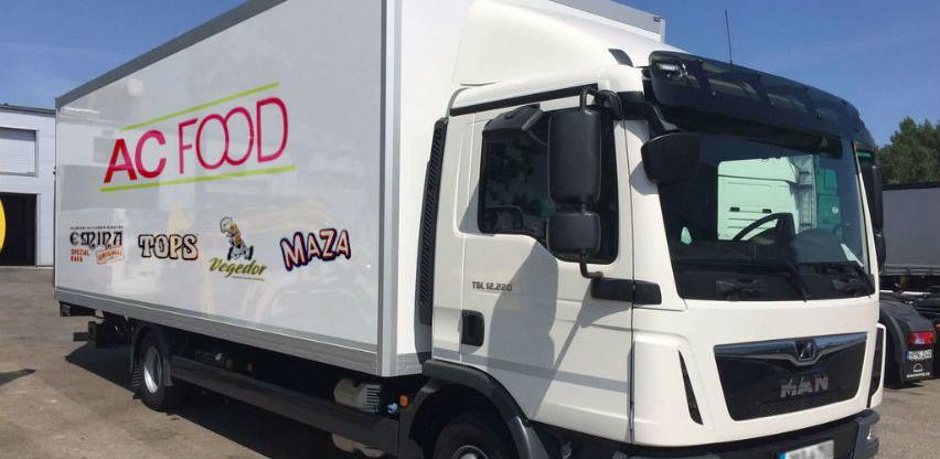 Rekordan izvoz AC Fooda u prošloj godini