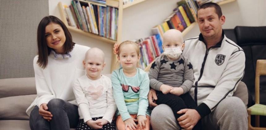 """Amra Silajdžić Džeko prva ambasadorica """"Srca za djecu"""""""