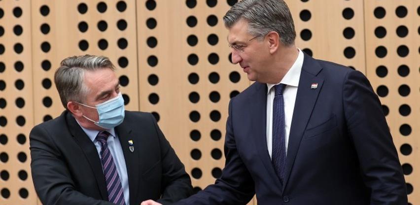 Plenković: Članstvo u EU jedini je pravi put za zapadni Balkan
