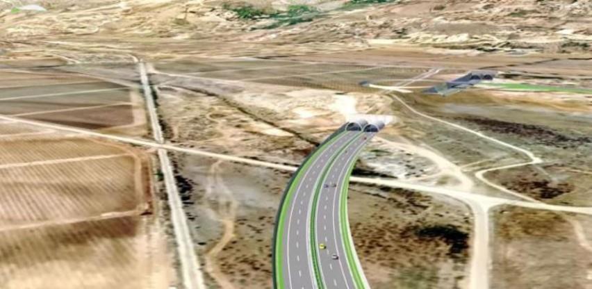 Turskoj kompaniji nadzor nad izgradnjom dionice Tunel Kvanj-Buna