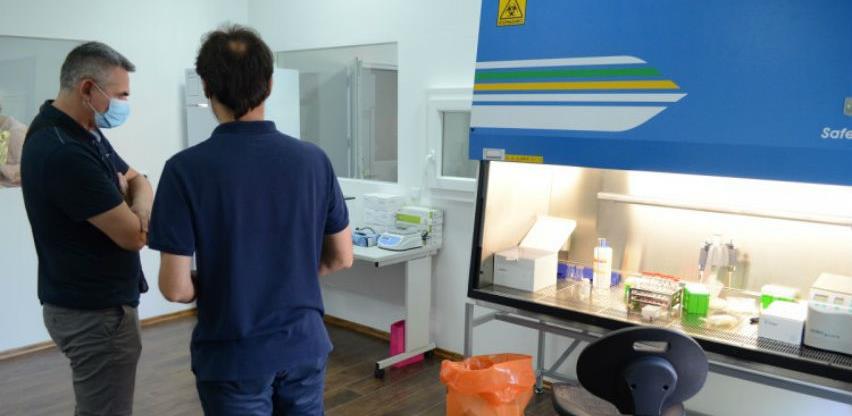 Probno pušten u rad novi PSR kabinet u Brčkom