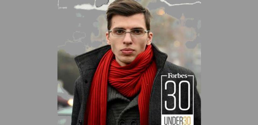 Sarajlija na Forbesovoj listi najuticajnijih mladih ljudi u Evropi