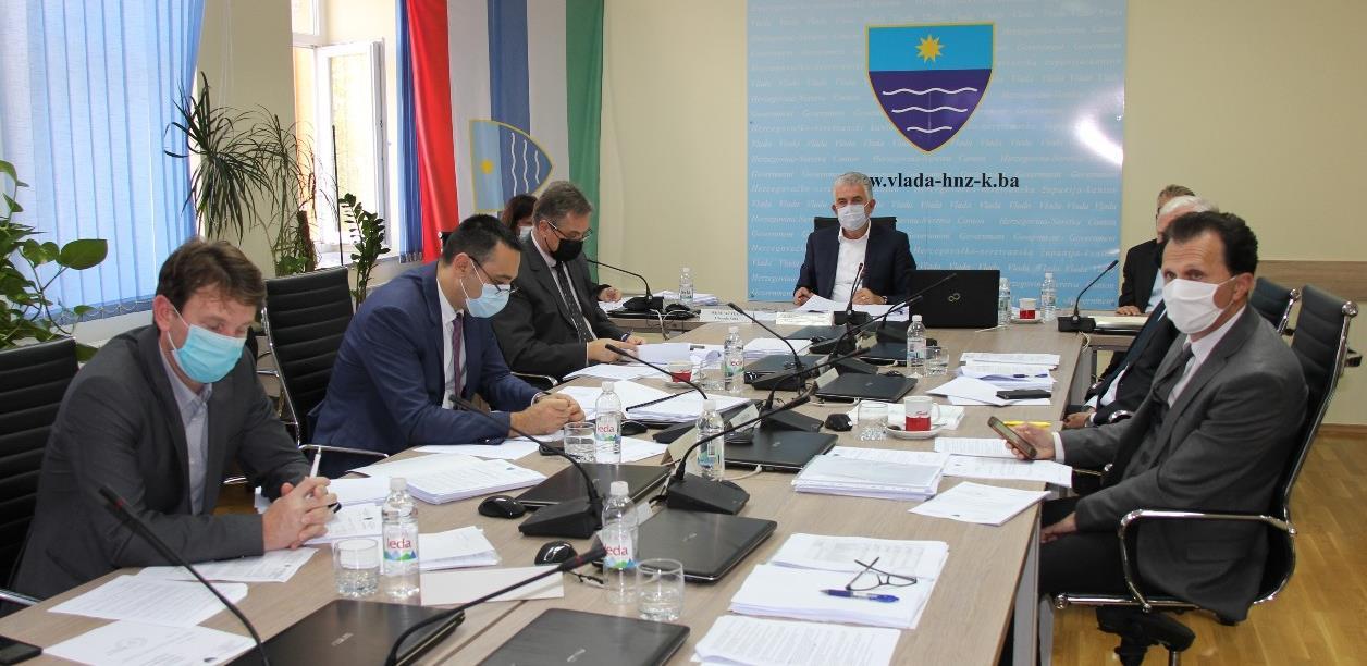Vlada HNK-a kroz koronazakon pomogla 1.877 gospodarskih subjekata