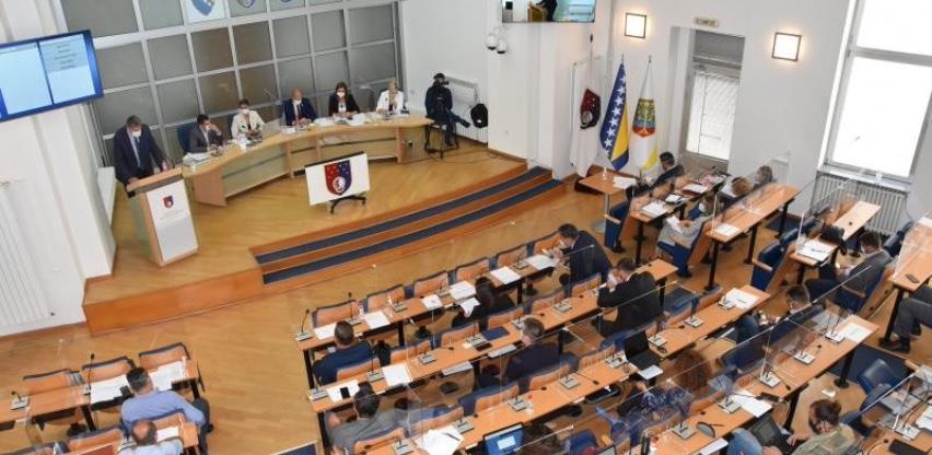 Zastupnici Skupštine KS prihvatili Studiju o uspostavi holdinga javnih komunalnih preduzeća