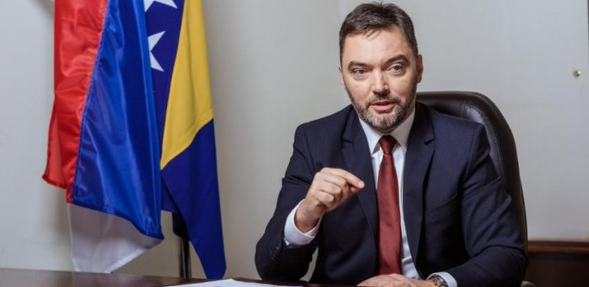 """Košarac: Realizacija projekta HES """"Gornja Drina"""" u nadležnosti institucija RS"""