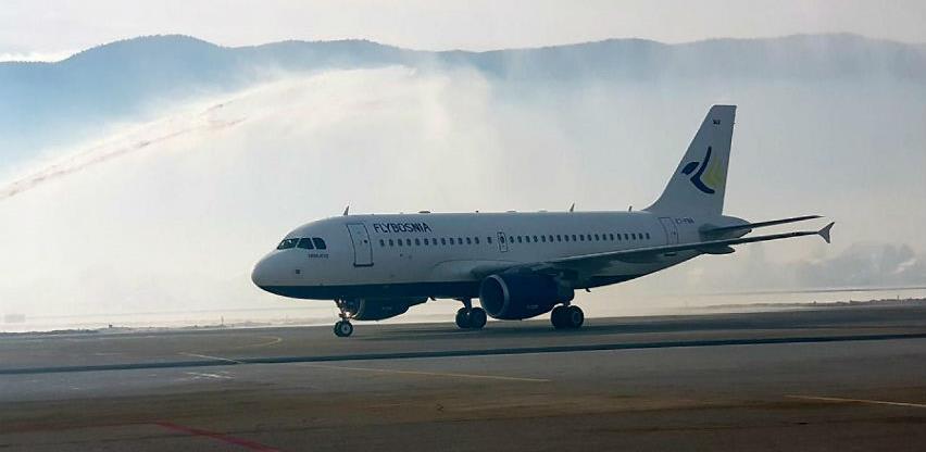 FlyBosnia duguje Aerodromu Sarajevo milijun maraka?