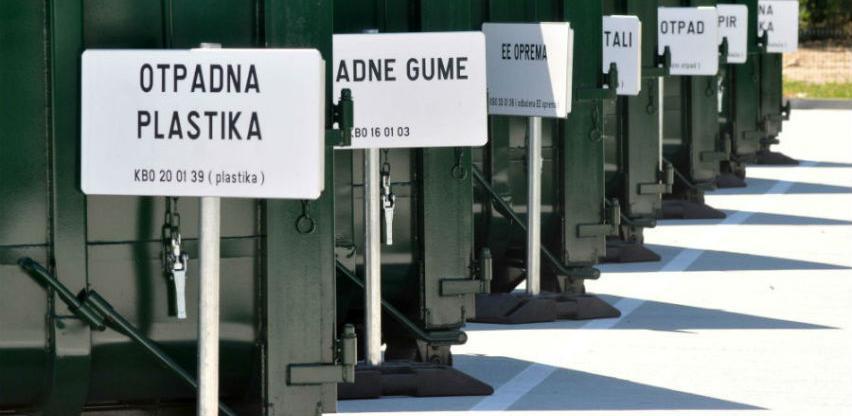 Usvojen Elaborat o lokacijama reciklažnih dvorišta, niša i zelenih otoka