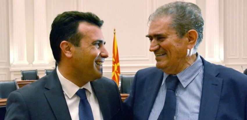 Zaev i Škrbić razgovarali o pripremama za izbor najmenadžera i ličnosti godine