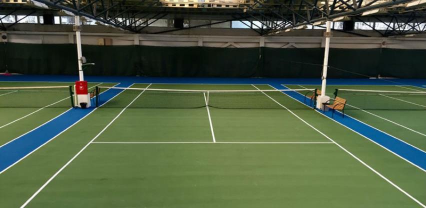 Uz Sportsku dvoranu Vogošća uskoro zatvoreni teren za tenis