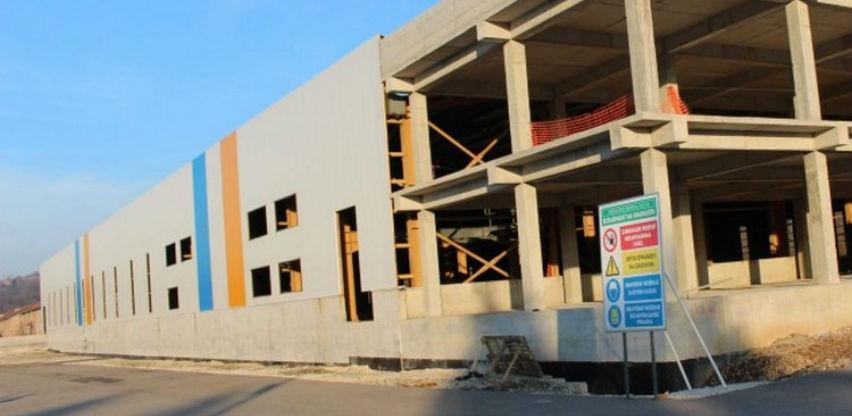 """Nastavlja se izgradnja fabrike """"Bosanka"""" - investicija vrijedna 30 mil. eura"""