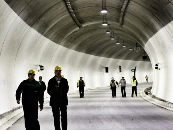 Tunel 'Prvi mart' - uspjeh bh. građevinarstva