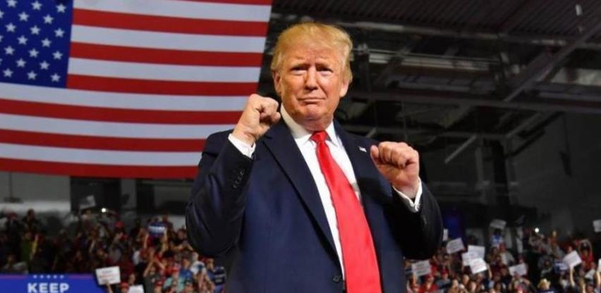 Senat odlučio: Donald Trump ostaje američki predsjednik
