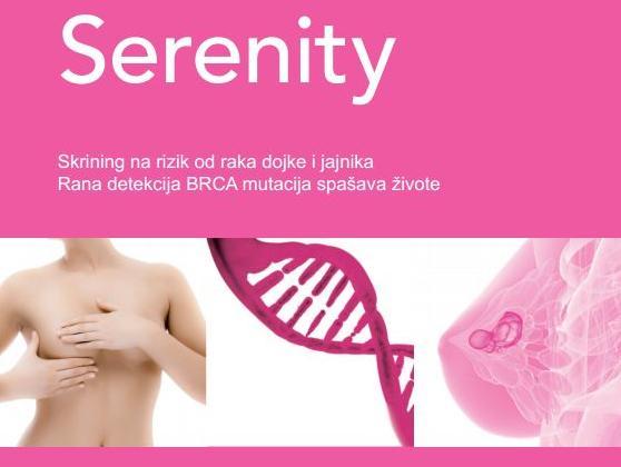 Serenity test u borbi protiv raka dojke i jajnika uskoro dostupan u BiH