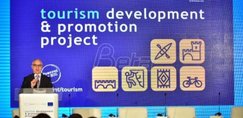 Pet miliona eura za razvoj i promociju turizma na zapadnom Balkanu