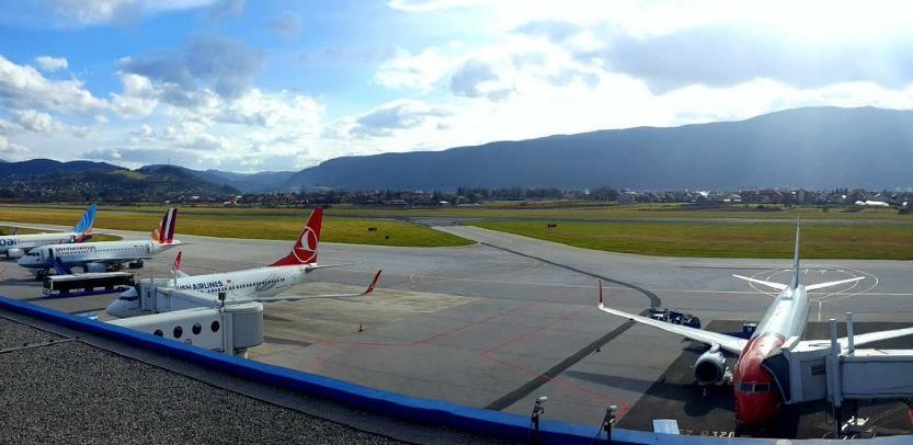 Pripreme za realizaciju druge faze master-plana razvoja sarajevskog aerodroma