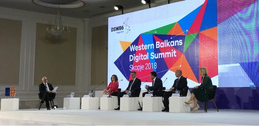 Digitalizacija velika prilika za zemlje regije jer donosi investicije i napredak