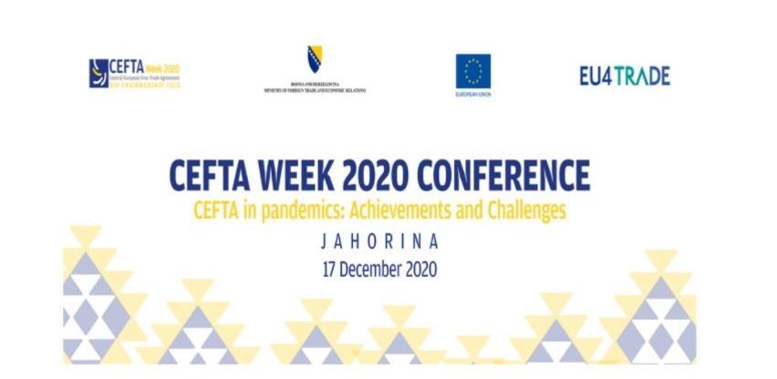Konferencija 'CEFTA u pandemiji: Dostignuća i izazovi'