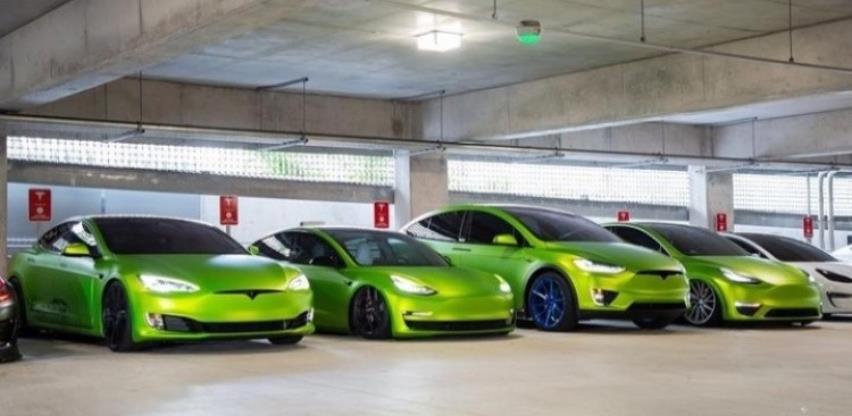 Biden: Polovina automobila u SAD-u imat će nultu emisiju gasova do 2030 . godine