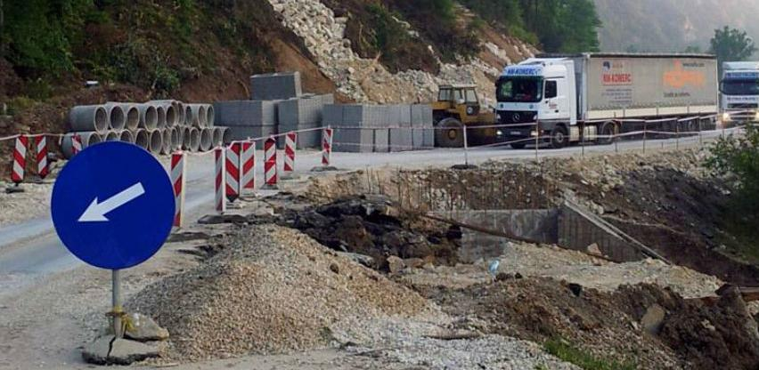 Završeno asfaltiranje puta Maglaj - Teslić preko Hatkinih njiva